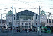 Bahnhof SBB und der Centralbahnplatz