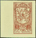 Central Lithuania 1921 MiNr038B B002.jpg