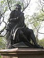 Central Park NYC - Robert Burns sculpture - IMG 5654.JPG