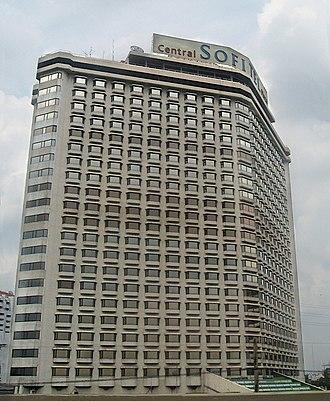 Centara Grand at Central Plaza Ladprao Bangkok - Image: Central Sofitel Bangkok