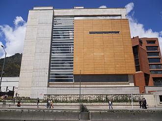 Pontifical Xavierian University - Centro Ático