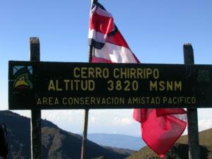 Chirripó National Park - Cerro Chirripó.