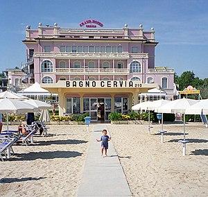 Cervia - Image: Cervia beach