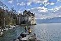Château de Chillon(Chillon Castle) on the Lake Geneva Shore (Ank Kumar) 01.jpg