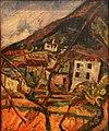 Chaïm Soutine - Vue d'un village - Calvet.jpg