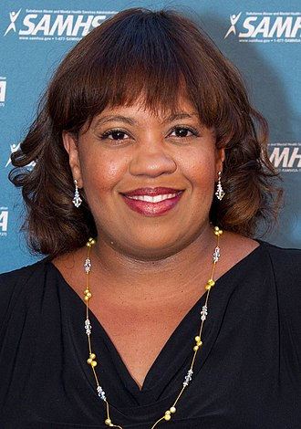 Chandra Wilson - Wilson at the 2014 Voice Awards, August 2014