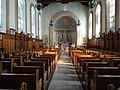 Chapel inside Loretto Academy in El Paso, Texas 6.jpg
