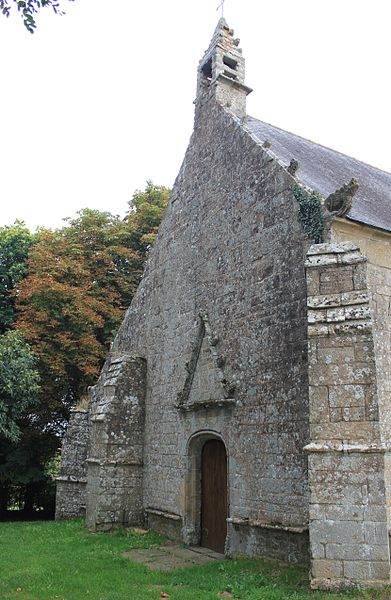 Chapelle Notre-Dame-de-Vérité (Caudan): vue générale