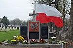 Charleroi - cimetière du Nord - monument aux aviateurs polonais - 02.jpg