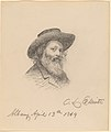 Charles Loring Elliott - Portrait of the Artist Asa W. Twitchell (1864).jpg