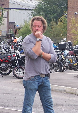 Charley Boorman - Boorman in 2008