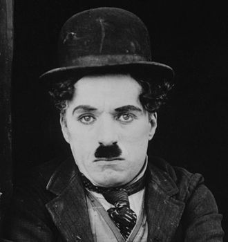 Toothbrush moustache - Charlie Chaplin thought the moustache gave him a comical appearance.