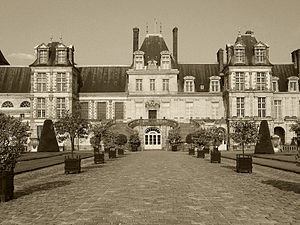 Nadia Boulanger - Château de Fontainebleau