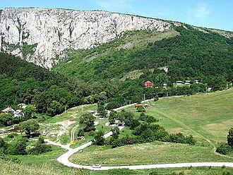 Turda Gorge - Image: Cheile Turzii (42)