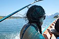Cheow Lan Lake, blue sky, Surat Thani.jpg