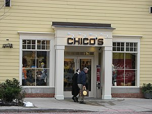 Photo of Chico's in Hudson, Ohio