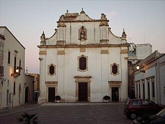 Melendugno - Image: Chiesa Maria Assunta