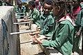 Children in primary school in Debre Berhan, Ethiopia.jpg