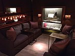 China Airlines TPE T1 Lounge Business Class Section.JPG