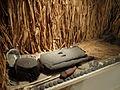 Chinchorro mummy, south coast of Peru or north coast of Chile, 5000-2000 BC - San Diego Museum of Man - DSC06921.JPG