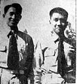 Chinese Indonesian airmen Harian Umum 21 November 1950 p1.jpg