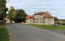 Chorušice, Velký Újezd, house No 121.jpg