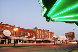 Downtown Crowley