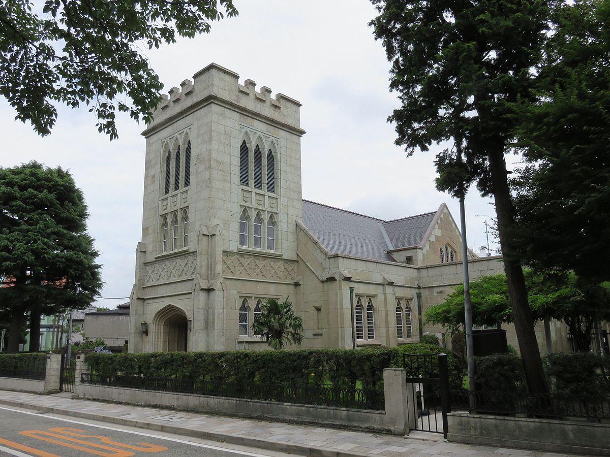 Christ Church Picture: Christ Church, Yokohama