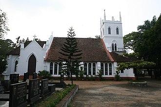 Saint Thomas Anglicans - Image: Christ Church TVM
