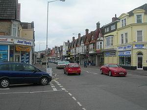 Pokesdown - Image: Christchurch Road, Boscombe (1) geograph.org.uk 135731