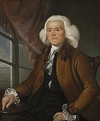 Portrait of Daniel Waldo Sr.