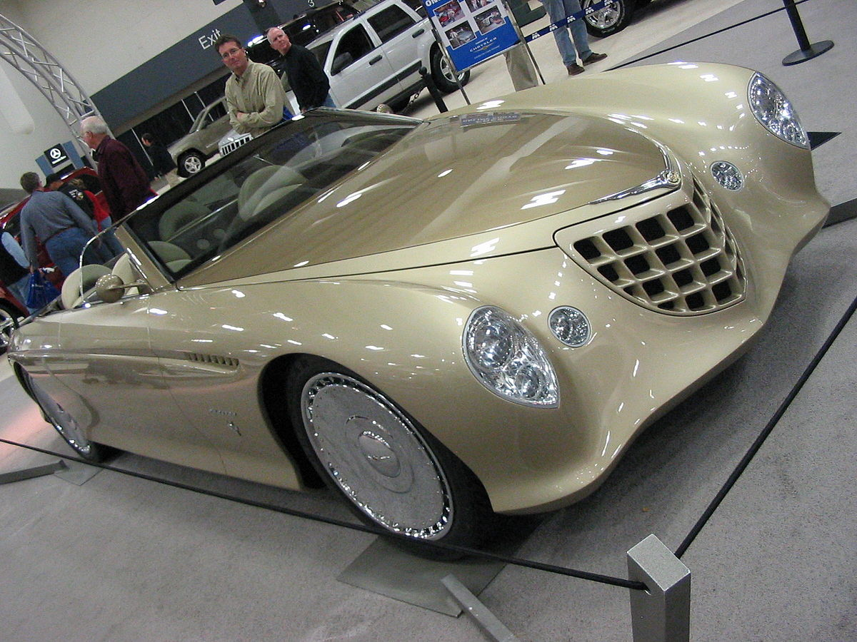 Chrysler Phaeton - Wikipedia