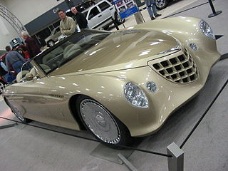 Chrysler Phaeton Motor vehicle
