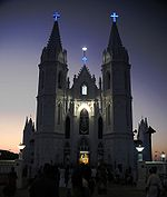 Church of Our Lady of Health at dusk.jpg