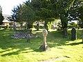 Church of St James, Burton, Graveyard - geograph.org.uk - 1308189.jpg