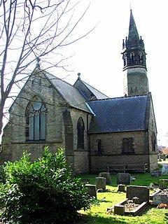 Sherburn, County Durham village in United Kingdom