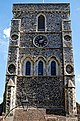 Church of St Mary the Virgin, Eastry, Kent - tower at west.jpg