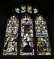 Church of St Mary the Virgin, Shipley, West Sussex, England ~ interior chancel east stained window.JPG