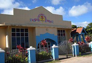 Church of Tonga - Image: Church of Tonga