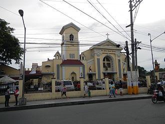 San Pedro, Laguna - San Pedro Apostol Parish