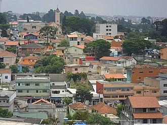 Ferraz de Vasconcelos - Image: Cidade Ferraz de Vasconcelos