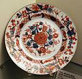 Cina, qing, piatto del 1700-50 circa.JPG