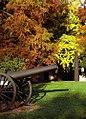 "Cincinnati - Spring Grove Cemetery & Arboretum ""Civil War Canon"" (8191041214).jpg"