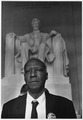 Civil Rights March on Washington, D.C. (A. Philip Randolph, organizer of the demonstration, veteran labor leader who... - NARA - 542064.tif