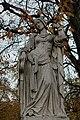 Clémence Isaure, Jardin du Luxembourg, Paris 13 November 2016.jpg