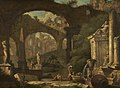 Clérisseau, Capriccio with Classical Ruins, n.d., The Whitworth, University of Manchester.jpg
