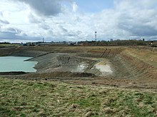 Clay Pit, Clock House, near Capel - geograph.org.uk - 1779315.jpg