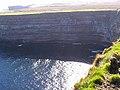 Cliffs at Ceide Fields - geograph.org.uk - 1881641.jpg