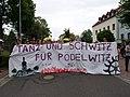 Climate Camp Pödelwitz 2019 Dance-Demonstration 13.jpg