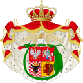 Coat of Arms of Vladislav Jagaila as king of Poland.svg